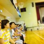 小学生でもド迫力!バスケットの試合をはじめて見に行きました